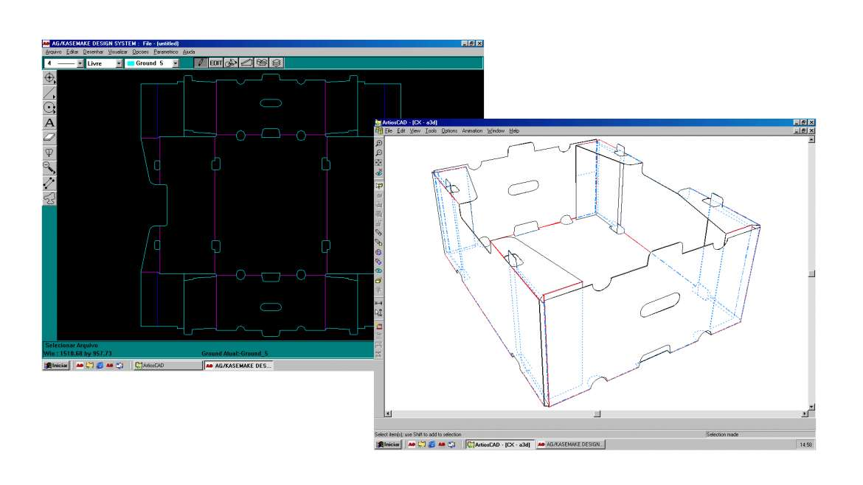 Projetos CAD